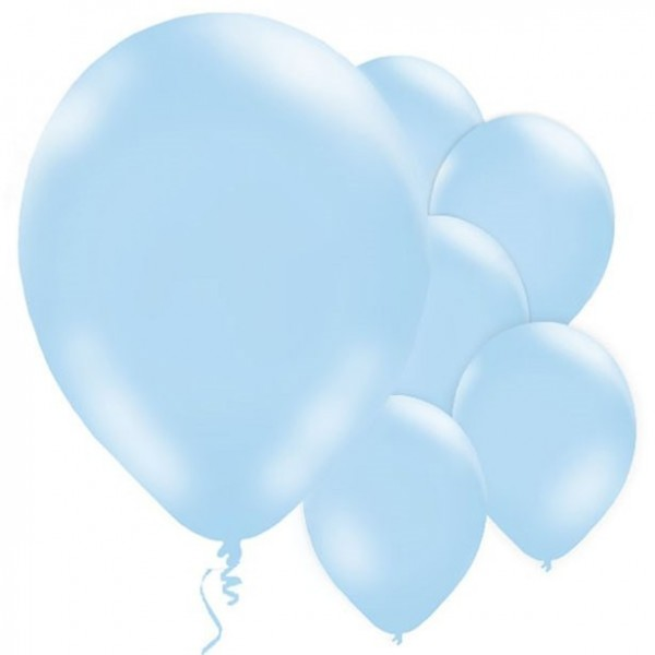 10 globos celestes Jive 28cm
