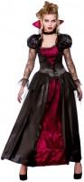 Draculas Braut Vampirkostüm für Damen