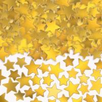 Konfetti Sterne gold metallic 141g