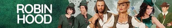 Robin Hood Kostüme & Zubehör