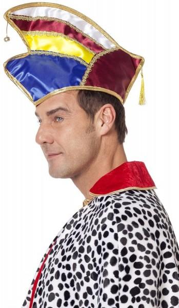 Colonius Fastnachtprinzen Mütze