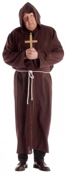 Mönch Benedikt Robe für Herren