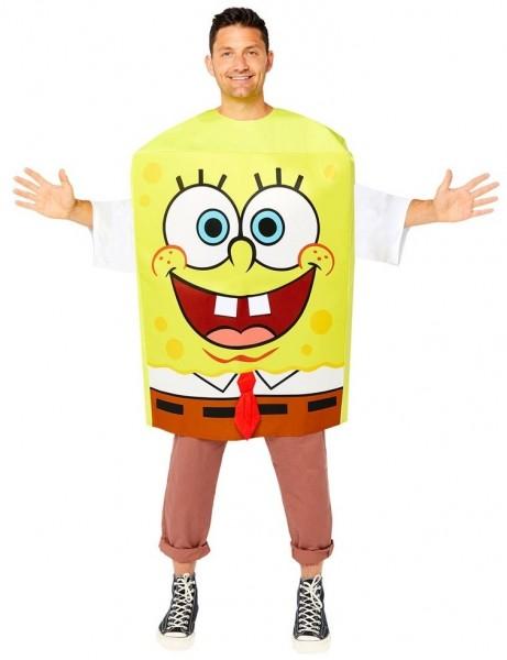 Costume Bob l'éponge pour homme