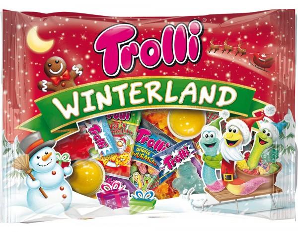 Caramelle Trolli Winterland 450g