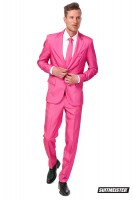 Suitmeister Partyanzug Solid Pink