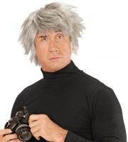 Cheveux courts blancs wack Shawn