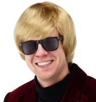 Blonde Heini Schlager Perücke