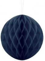 Wabenball Lumina dunkelblau 20cm