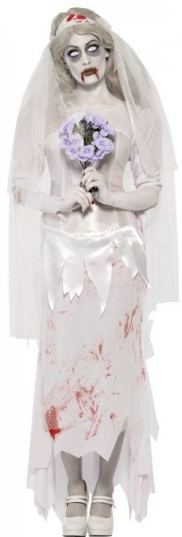 Nightmare Ghost Bride Costume Ladies