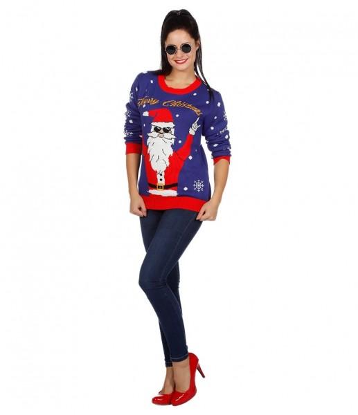 Maglione di Natale Rocky Merry Christmas