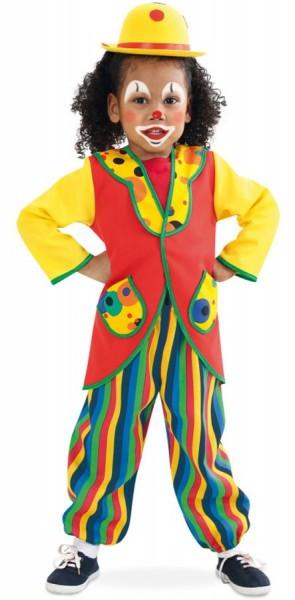 Happy Clown Kinderkostüm