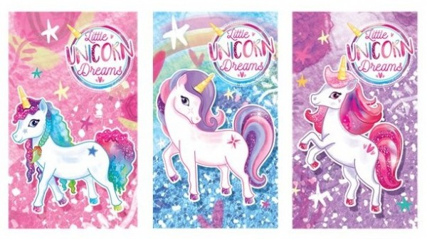 1 cuaderno de notas Little Unicorn Dreams