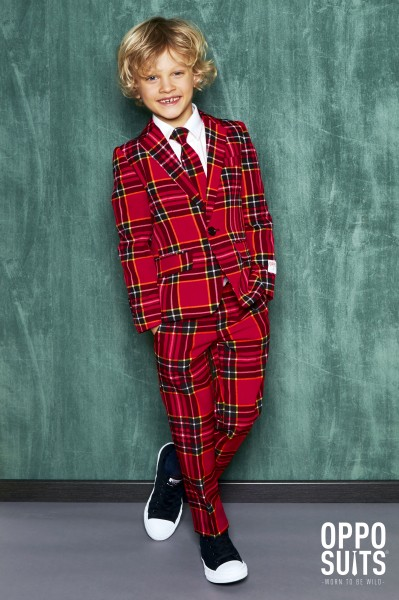OppoSuits party suit Lumberjack
