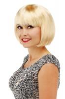 Perruque Victoria Blonde Bob