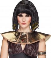 Egypt Queen Edle Perücke Mit Zöpfen