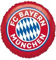 FC Bayern München Folienballon 43cm