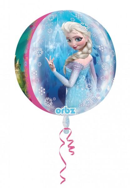 Ballon aluminium surgelé Arendelle