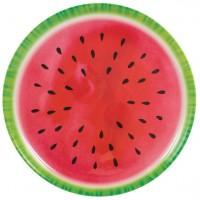 Servierteller Wassermelone 34cm