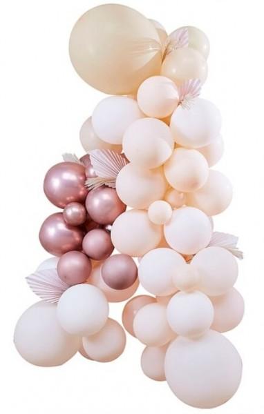 Landelijke Bruiloft ballonslinger
