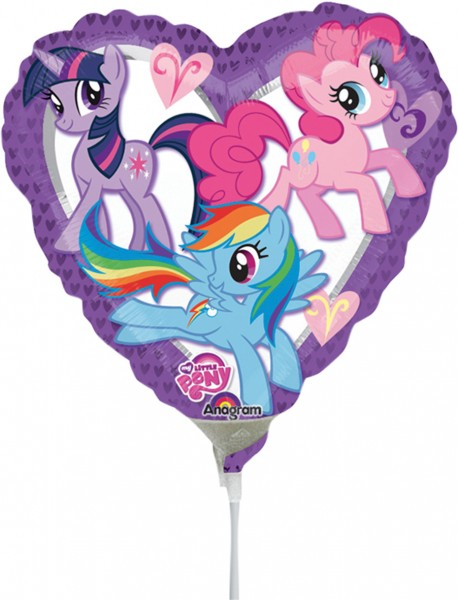 Palloncino Stab My Little Pony 23cm