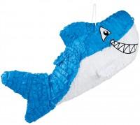 Clarke Shark Hai Pinata 27 x 60cm