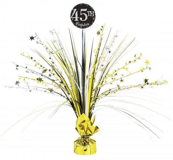 Golden Age Birthday Tischfontäne 46cm
