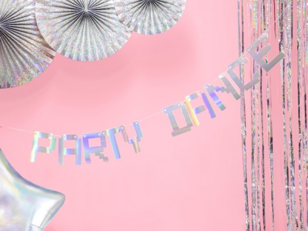 DIY Electric Party Garland Dance 1.3m