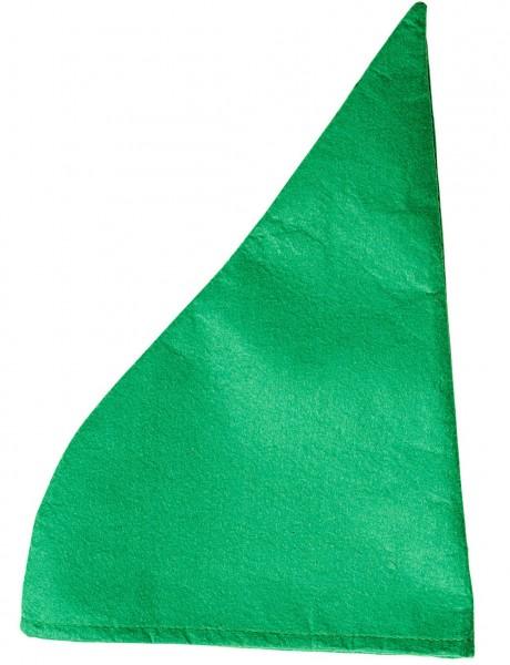 Grüne Kobold Magnus Mütze