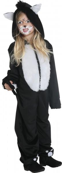Kombinezon dla dzieci kostium kota Blacky