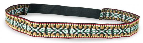 Elastisches Akiko Muster Stirnband