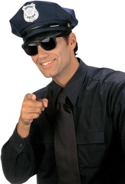 Jordan Polizei Mütze