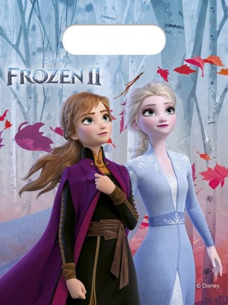 Frozen 2 sacchetti da festa 6 pezzi