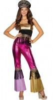 Glamour Disco Girl Kostüm