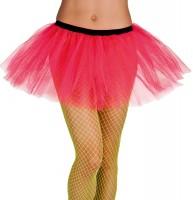 Neon Pinkes Party Tutu Für Damen