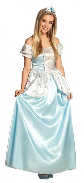Zauberhafte Prinzessin Blauy Damenkostüm