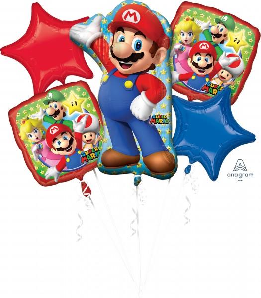 Super Mario Bros. Folienballon-Set