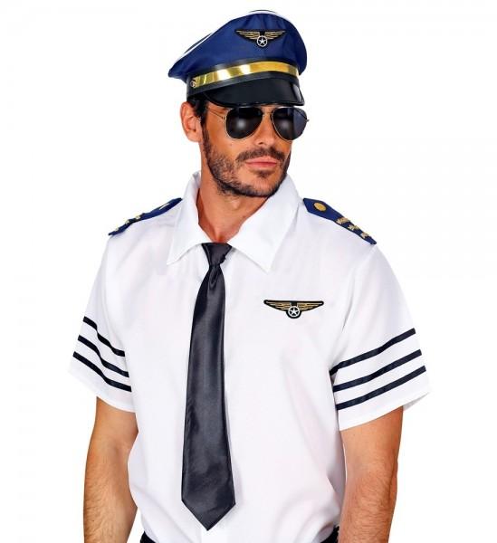 Piloten Ausrüstung 4-teilig