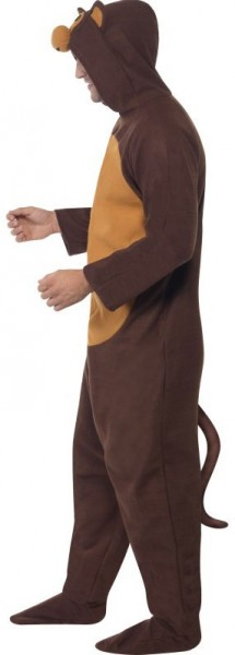 Tierisches Affen Kostüm Mit Kapuze