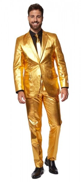 Groovy Gold OppoSuits suit for men