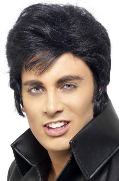 King Elvis Perücke