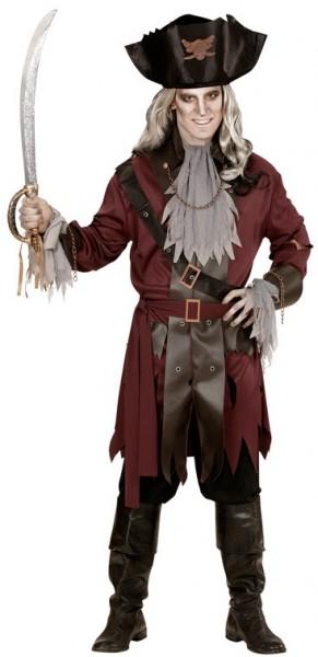 Gruselpirat Captain Mortio Kostüm