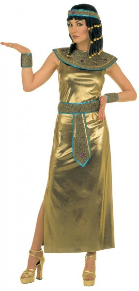 Goldenes Cleopatra Aus Ägypten Kostüm