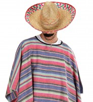 Sombrero Hut Mexiko Arriba