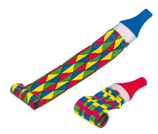 Witzige Jumbo Luftrüssel Tröten Carnival Freakshow