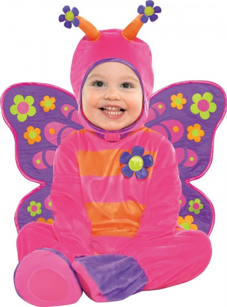 Blüten Schmetterling Sila Baby Overall