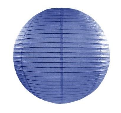 Laterne Perry Blau 25cm 1