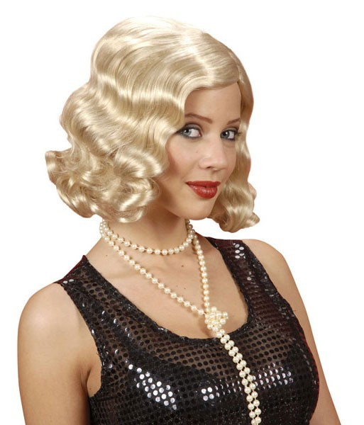 Ilma 20s Lady Wig In Blond