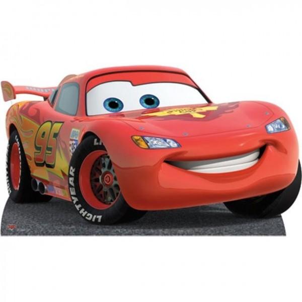 Cars Lightning McQueen Papp Aufsteller 1,5m