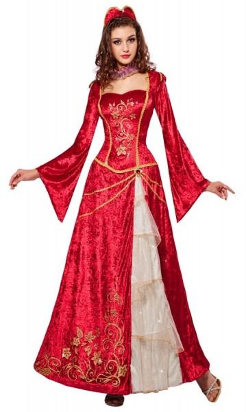Barock Prinzessin Jeanne Damenkostüm