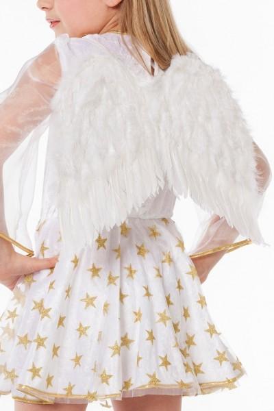 Alas de ángel para niños blancos